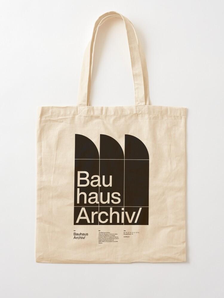 Alternate view of Bauhaus Archiv Tote Bag