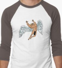 Brock Anthem Men's Baseball ¾ T-Shirt