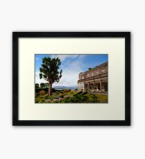 Bantry House & Garden Framed Print