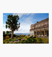 Bantry House & Garden Photographic Print