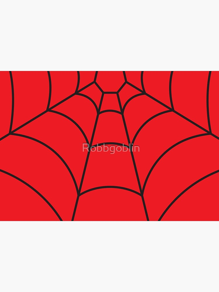 Spider Web RED by Robbgoblin