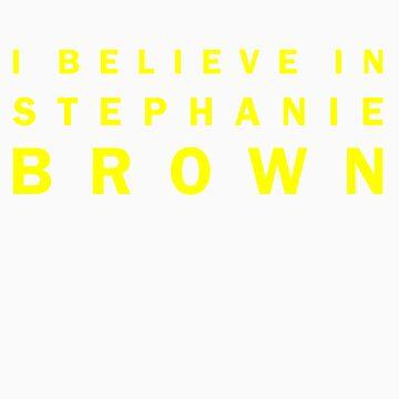 I Believe in Stephanie Brown by channingellison