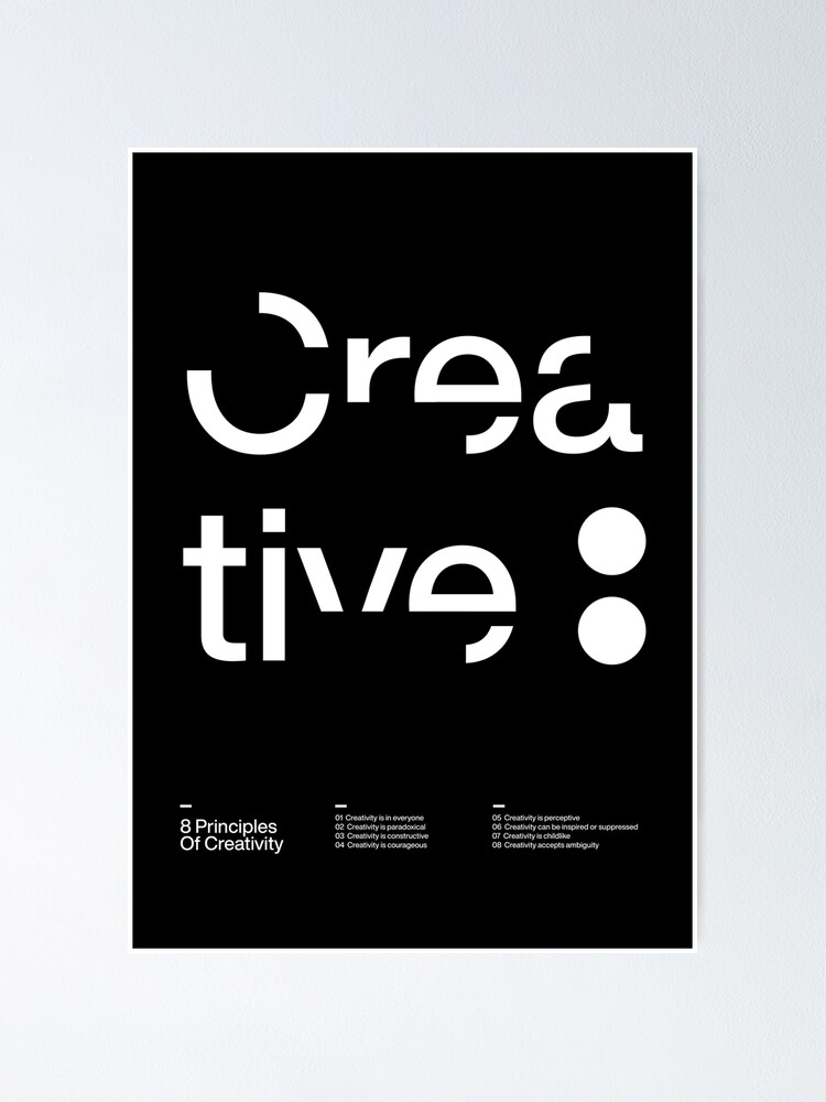 Alternate view of Crea tive :  Poster
