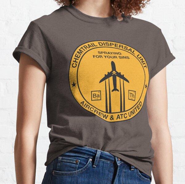 Chemtrail Dispersal Unit Classic T-Shirt