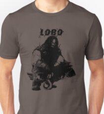 Lobo Silhouette Unisex T-Shirt