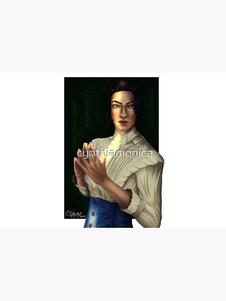 Audrey Rose - Stalking Jack the Ripper - Six Fanarts by cynthiamonica