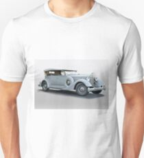 1934 Packard 1104 Super Eight Dual Cowl Phaeton Unisex T-Shirt