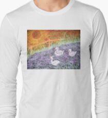 Duckling Adventure Long Sleeve T-Shirt