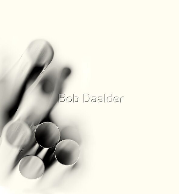 Cut Lifelines... (square) by Bob Daalder