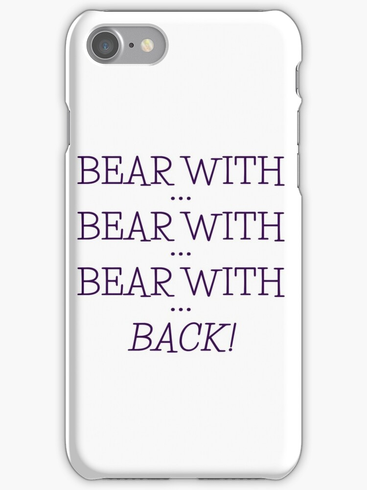 bear with... bear with...  by cucumberpatchx