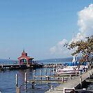 Seneca Harbor by Monnie Ryan