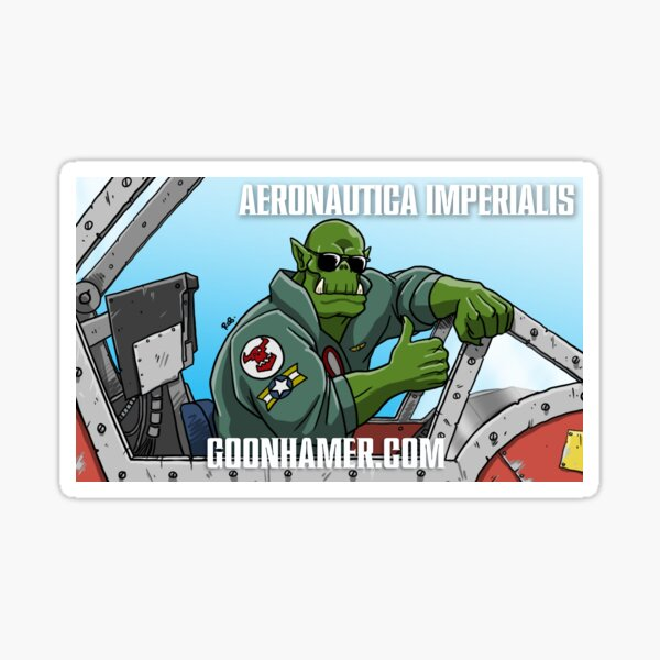 TOP ORK AI BANNER Sticker