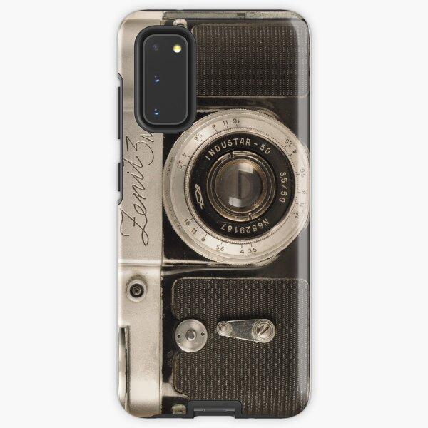 Vintage Camera Samsung Galaxy Tough Case