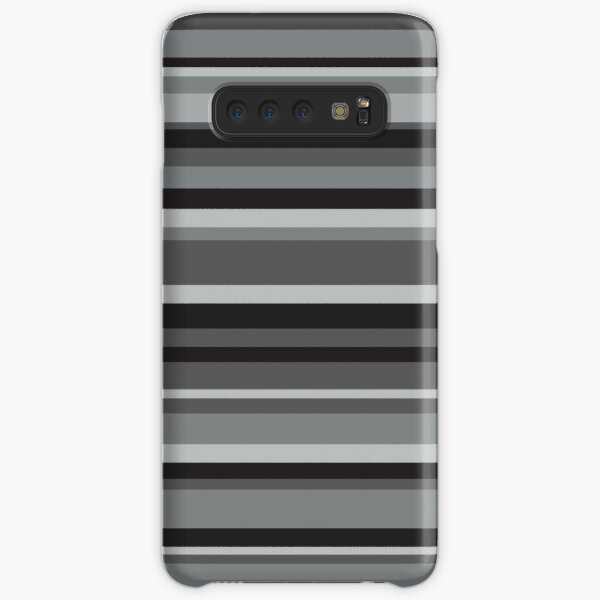 Gray lines design Samsung Galaxy Snap Case