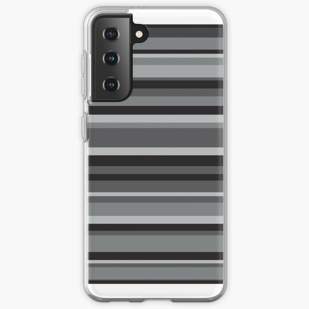 Gray lines design Case & Skin for Samsung Galaxy