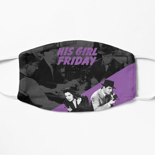 HIS GIRL FRIDAY - Howard Hawks Mask
