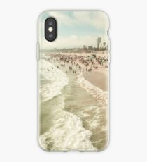 Jump In iPhone Case