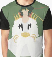 Uzu Sanageyama (Simplistic) Graphic T-Shirt