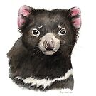Tasmanian Devil by Meaghan Roberts