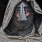 Blue Knight-Bran Dubh Ireland by Pascal Lee (LIPF)
