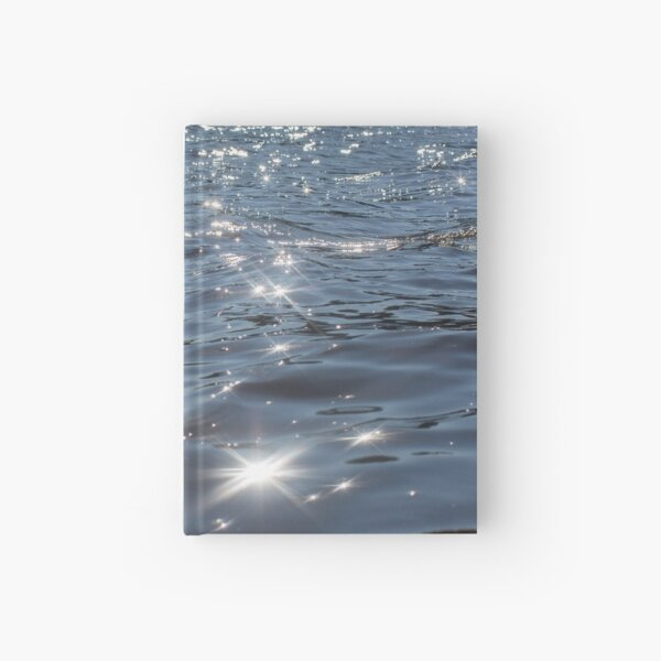 Sunlight on the Water Hardcover Journal