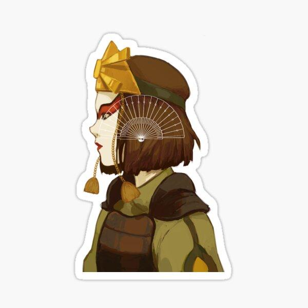 Suki Sticker
