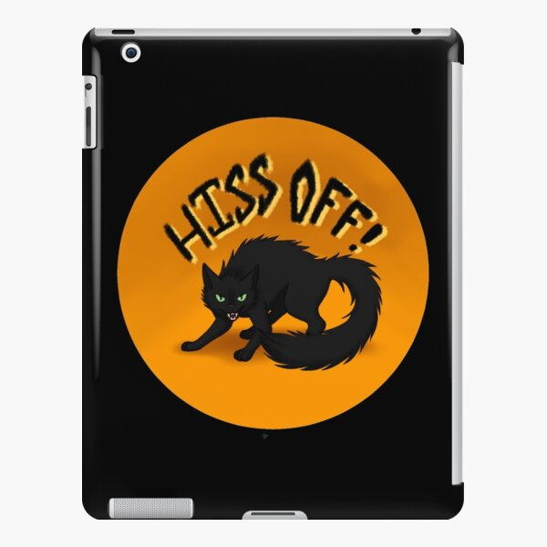 Hiss Off! iPad Snap Case