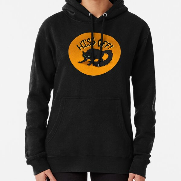 Hiss Off! Pullover Hoodie