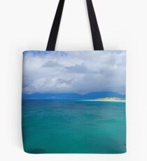 Celtic turquoise Tote Bag