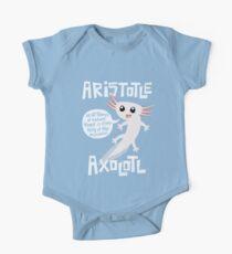 Aristotle Axolotl One Piece - Short Sleeve