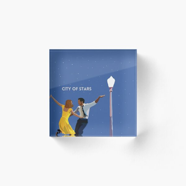 La La Land Acrylic Block