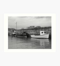 Donegal Bay Art Print