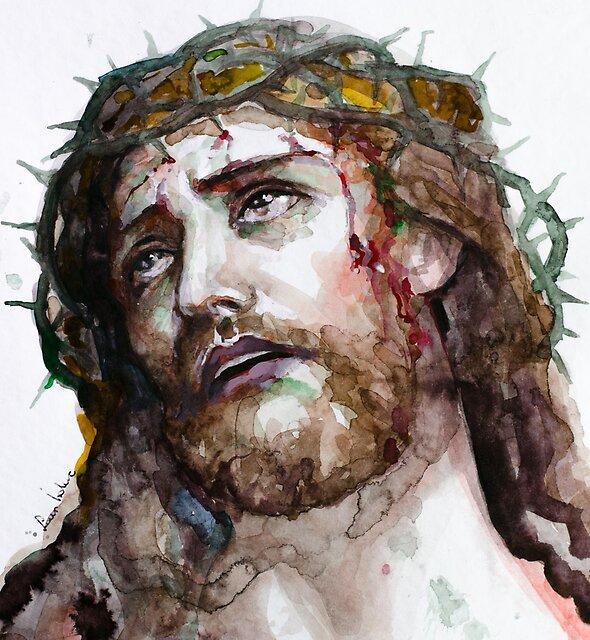 Jesus 4 by lauiduc