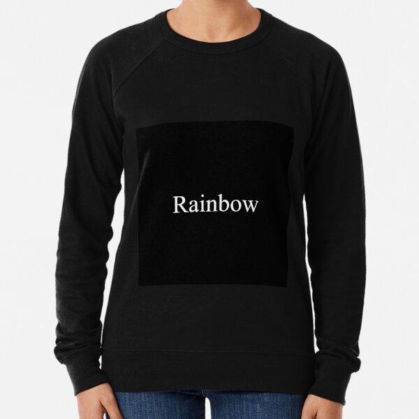 Rainbow Lightweight Sweatshirt