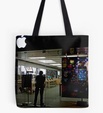An Apple A day....... Tote Bag