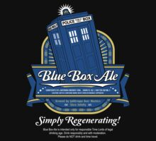 Blue Box Ale