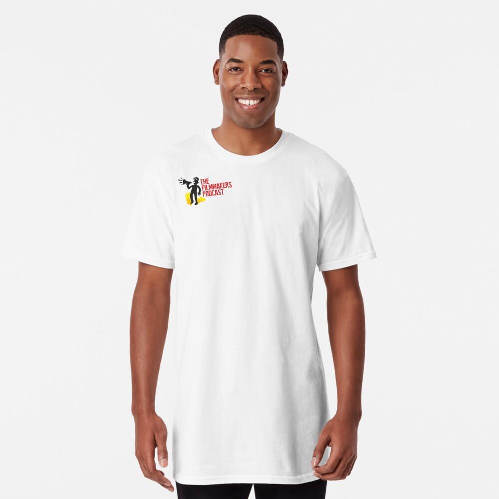 Small Logo Megaphone Long T-Shirt