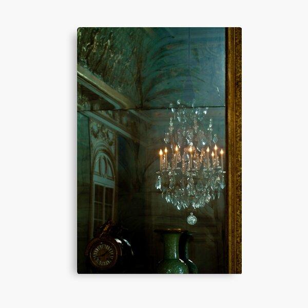 Reflections - Paris, France Canvas Print
