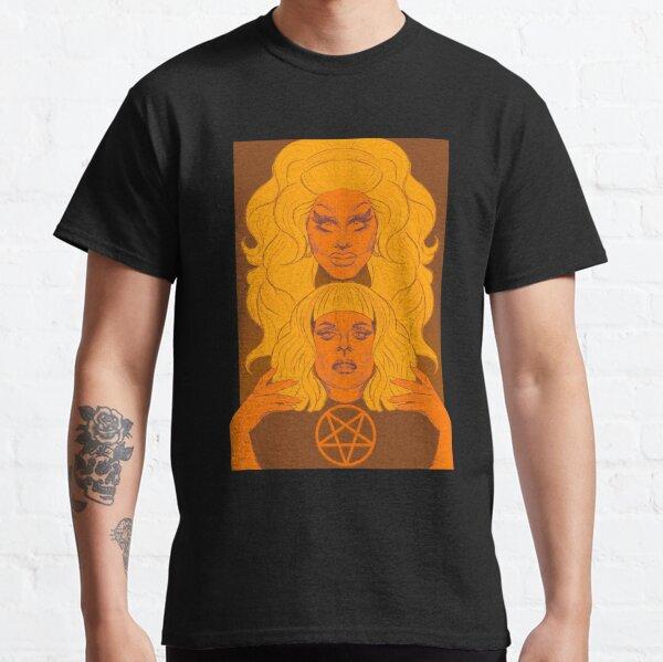 Trixie and Katya Orange Classic T-Shirt