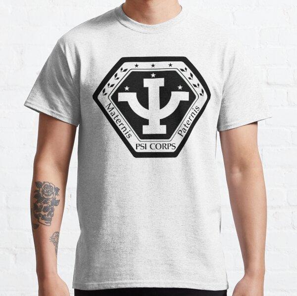 PSI CORPS Badge Classic T-Shirt