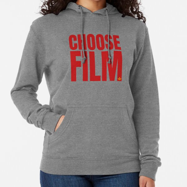 CHOOSE FILM Lightweight Hoodie