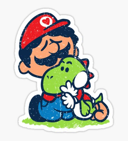 SUPER PALS! Sticker