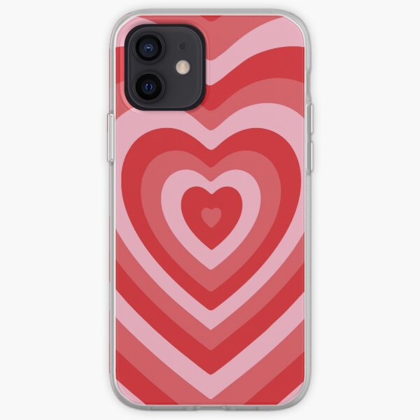 Coeur de Powerpuff Girls Coque souple iPhone