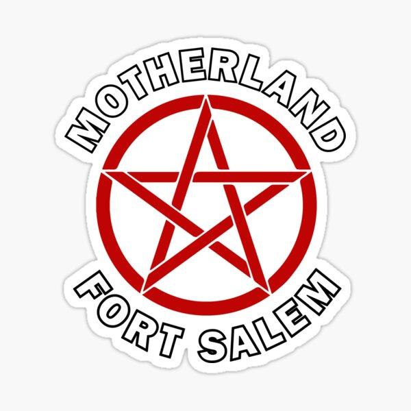 Motherland: Fort Salem - Outline Text Sticker