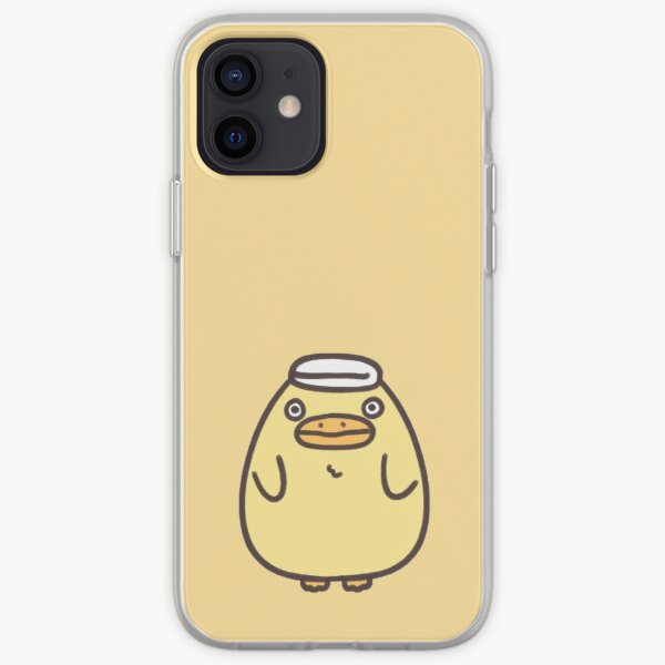 Canard onsen Coque souple iPhone