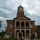 The Tyler County (West Virginia) Court House by Bryan D. Spellman