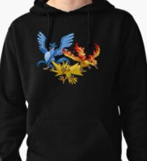 Legendary Birds Pullover Hoodie