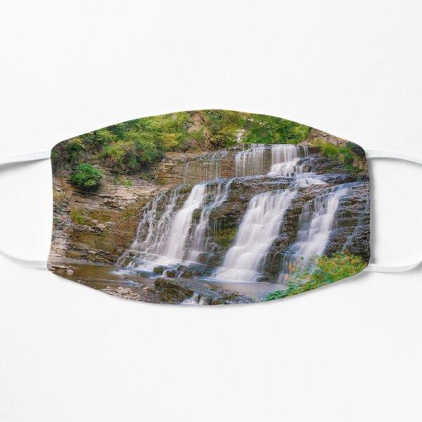 Cascadilla Gorge Flat Mask