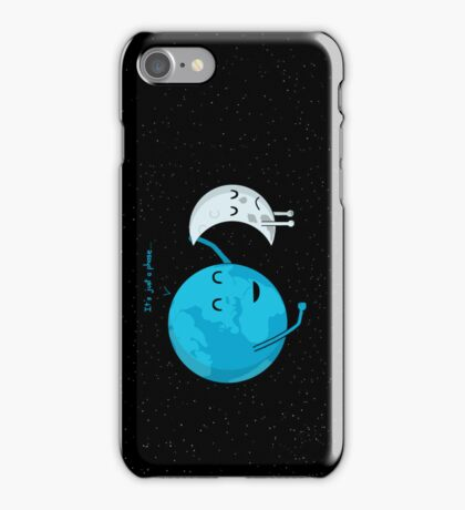 It's just a phase... iPhone Case/Skin