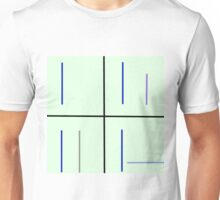 Minimalist loss pattern Unisex T-Shirt